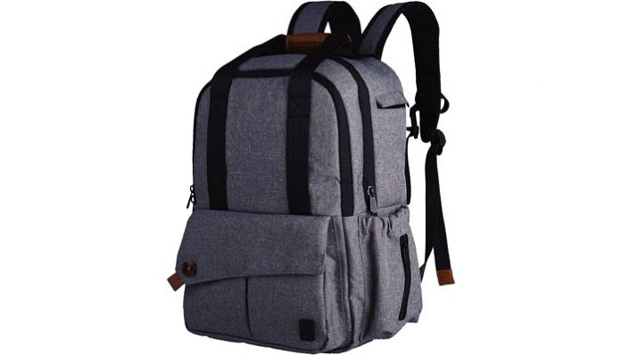 top 10 best backpack diaper bags of 2017 reviews pei magazine. Black Bedroom Furniture Sets. Home Design Ideas