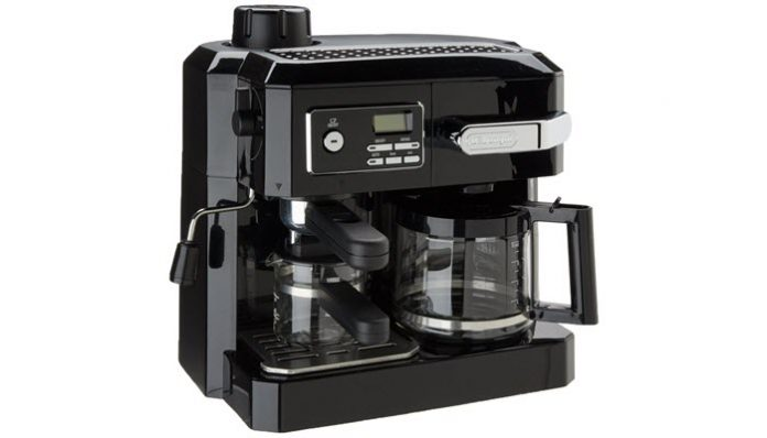 top 10 best home espresso coffee machines of 2017 reviews pei magazine. Black Bedroom Furniture Sets. Home Design Ideas