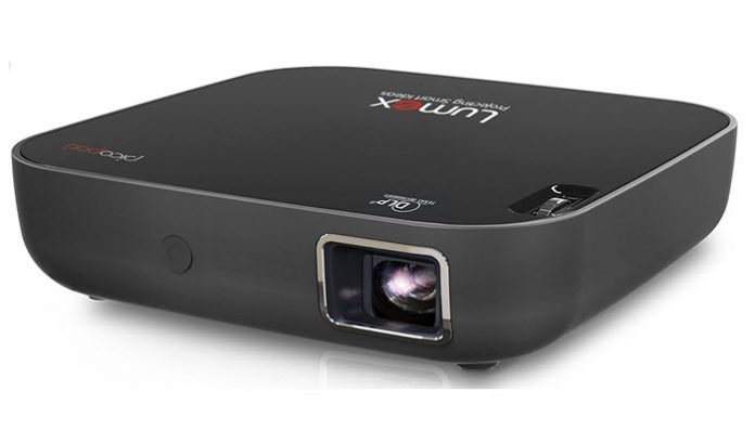 Top 10 best portable projectors of 2017 reviews pei for Best pocket projector review