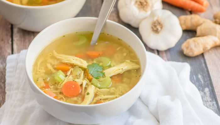 How To Make Chicken Soup Pei Magazine